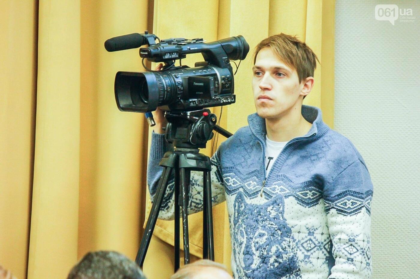 Сессия запорожского горсовета в лицах, - ФОТОРЕПОРТАЖ, фото-32