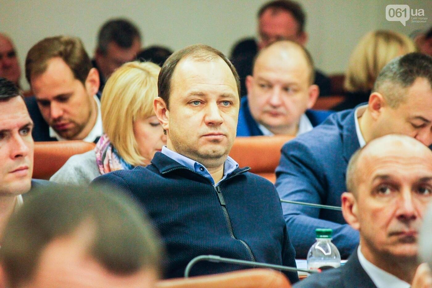 Сессия запорожского горсовета в лицах, - ФОТОРЕПОРТАЖ, фото-57