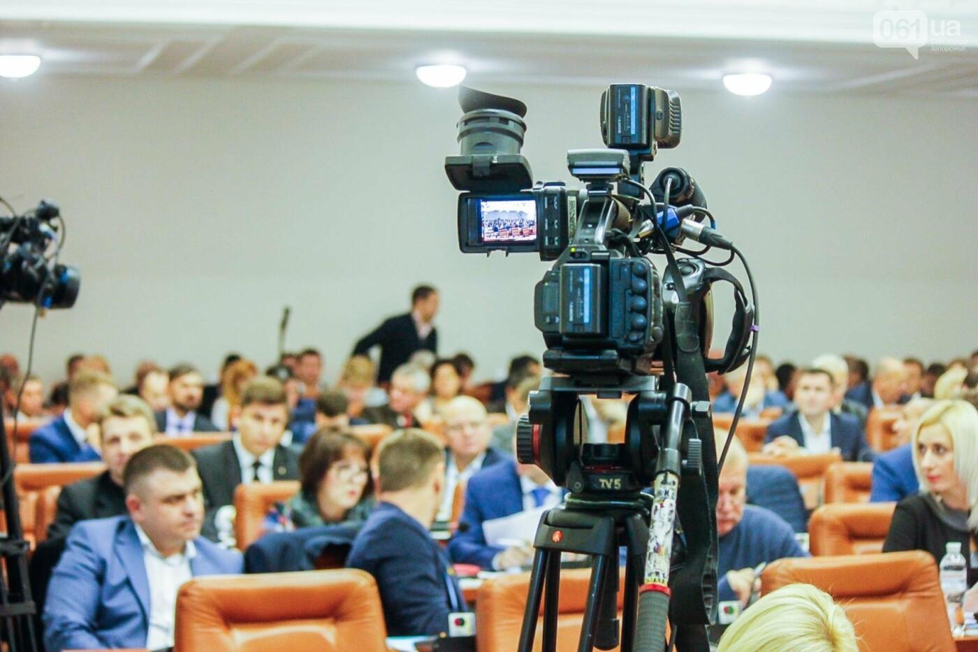 Сессия запорожского горсовета в лицах, - ФОТОРЕПОРТАЖ, фото-9