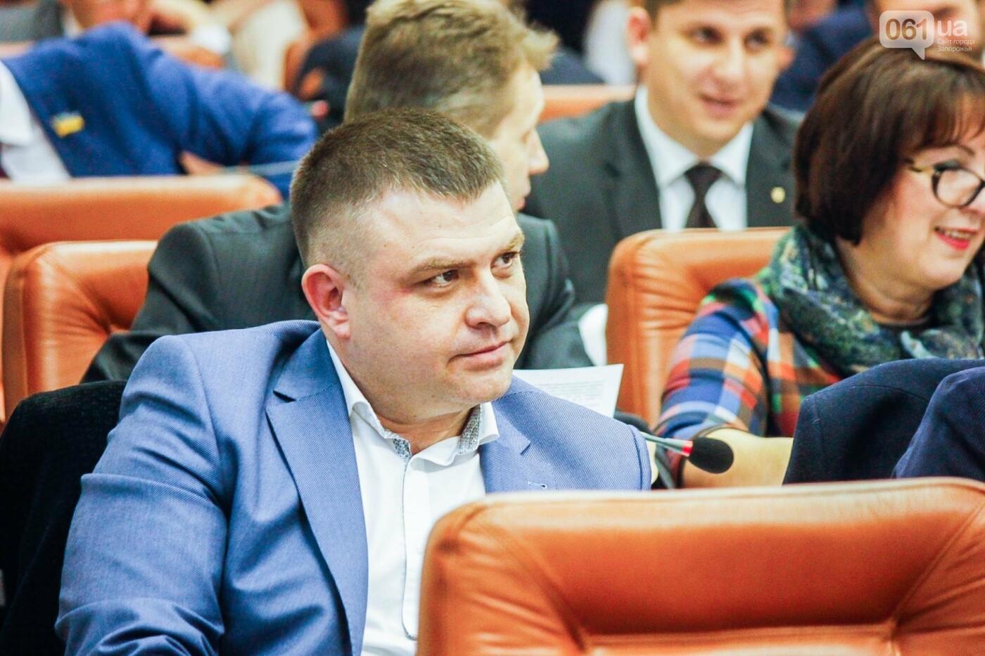 Сессия запорожского горсовета в лицах, - ФОТОРЕПОРТАЖ, фото-39