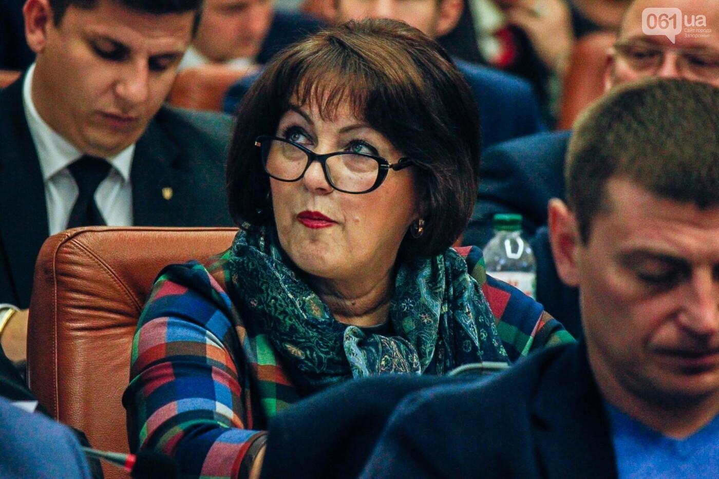 Сессия запорожского горсовета в лицах, - ФОТОРЕПОРТАЖ, фото-69