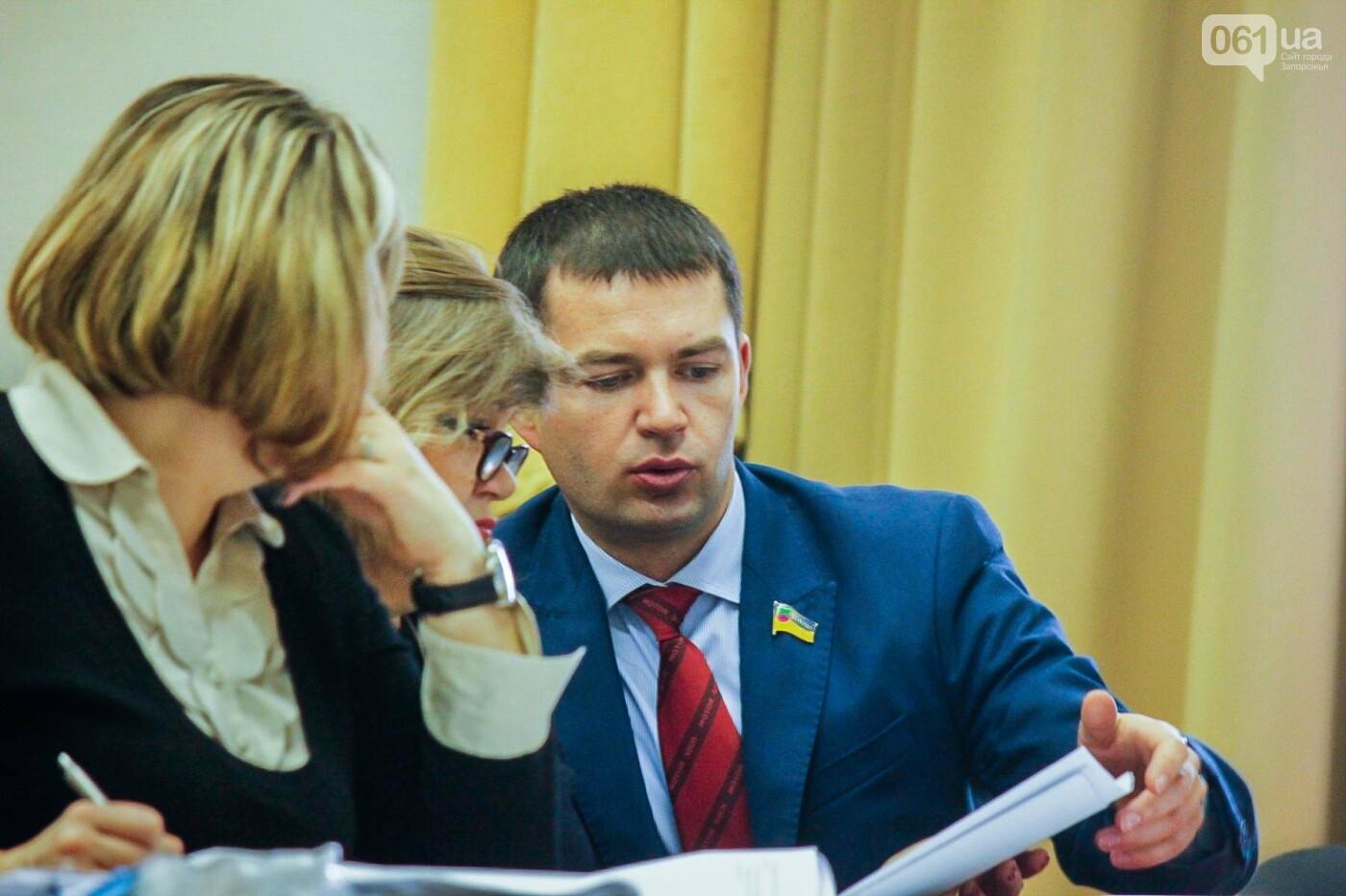 Сессия запорожского горсовета в лицах, - ФОТОРЕПОРТАЖ, фото-13