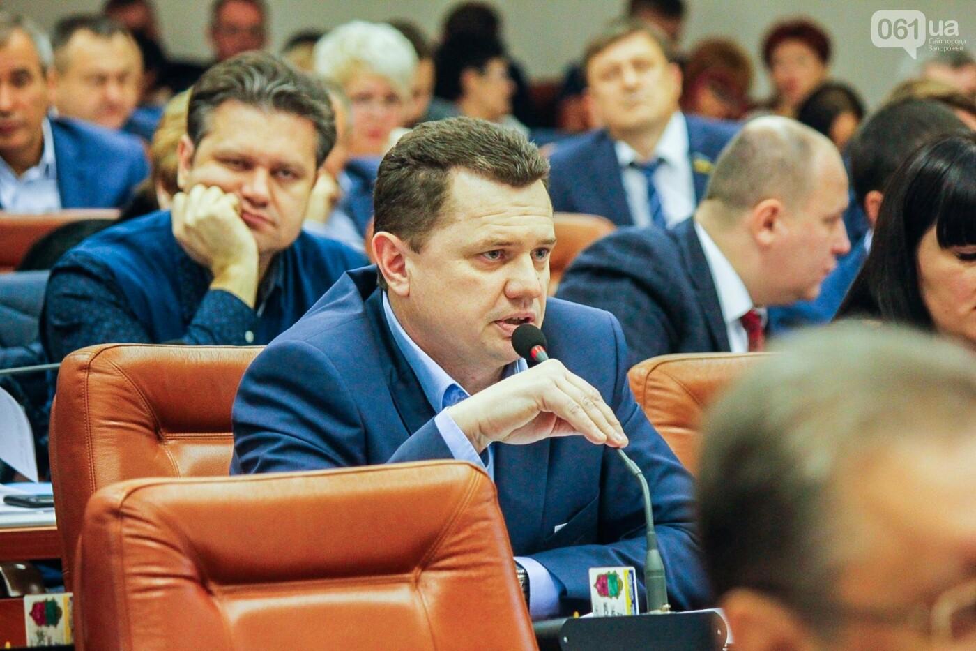 Сессия запорожского горсовета в лицах, - ФОТОРЕПОРТАЖ, фото-40