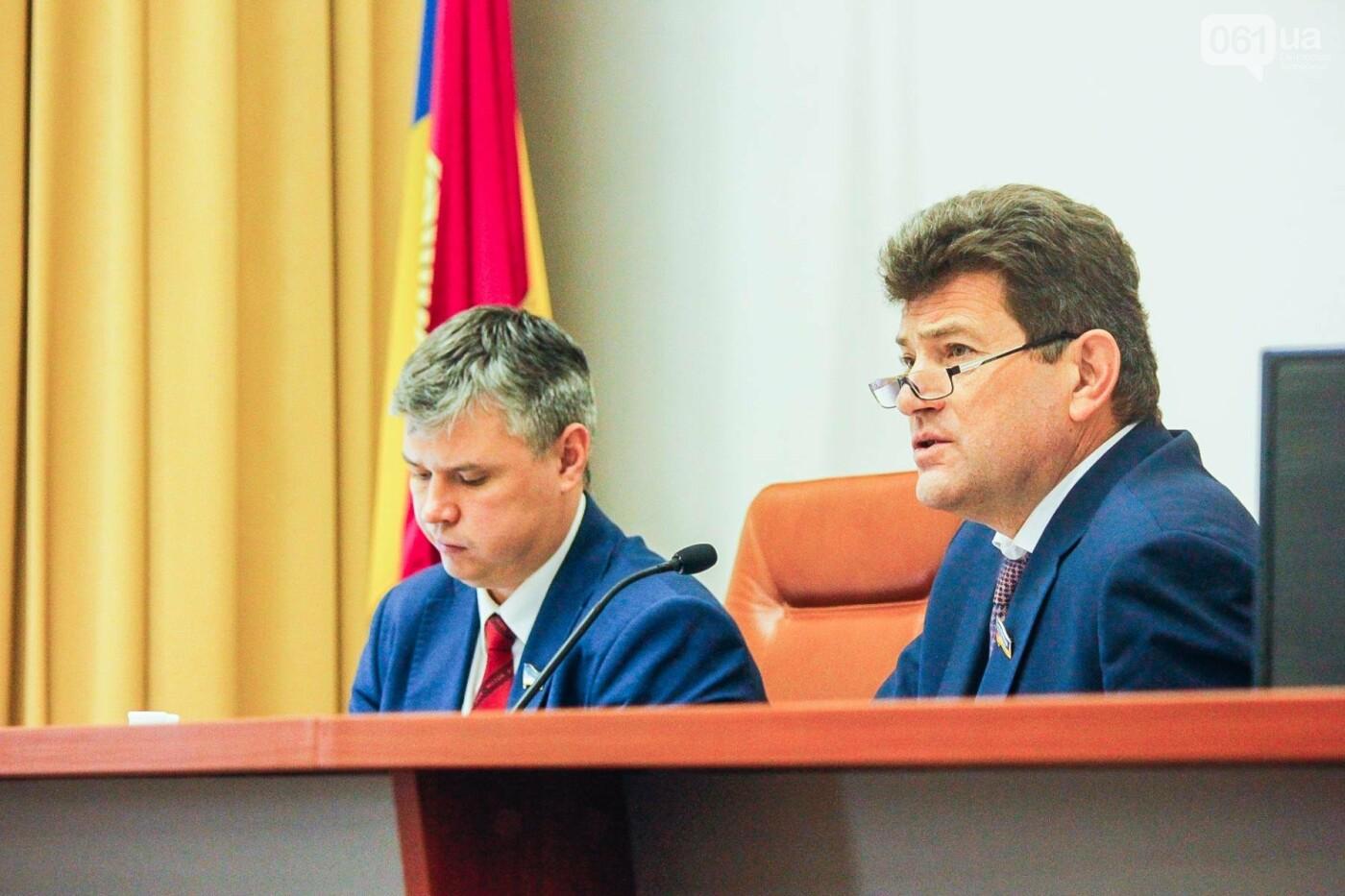 Сессия запорожского горсовета в лицах, - ФОТОРЕПОРТАЖ, фото-15