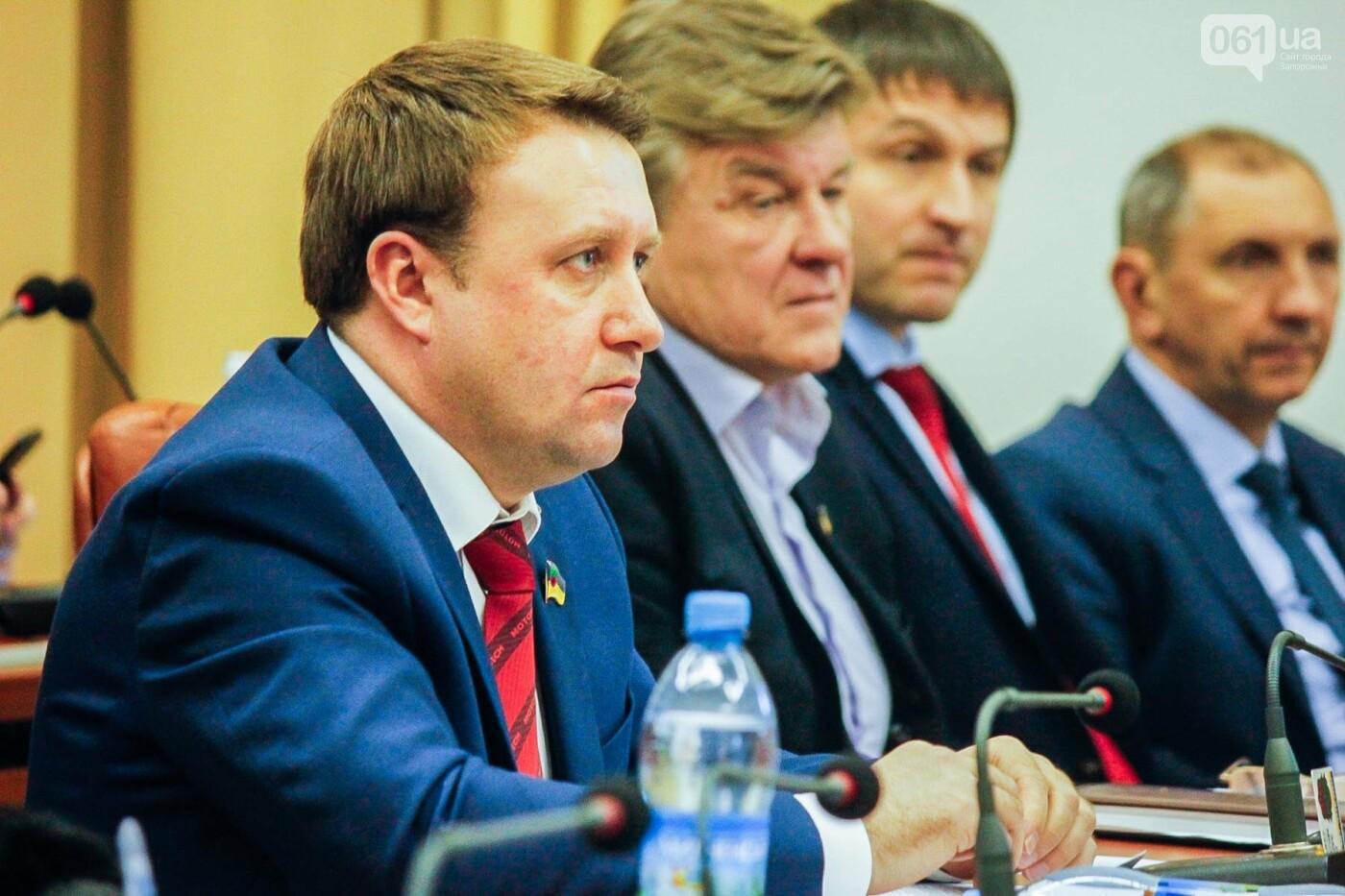 Сессия запорожского горсовета в лицах, - ФОТОРЕПОРТАЖ, фото-27