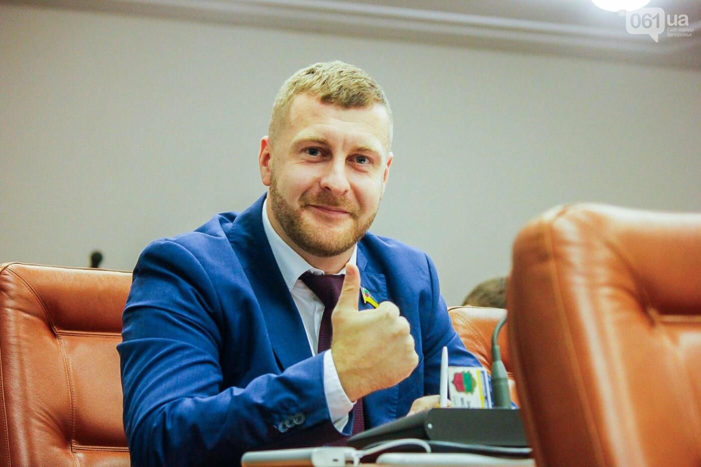 Сессия запорожского горсовета в лицах, - ФОТОРЕПОРТАЖ, фото-17