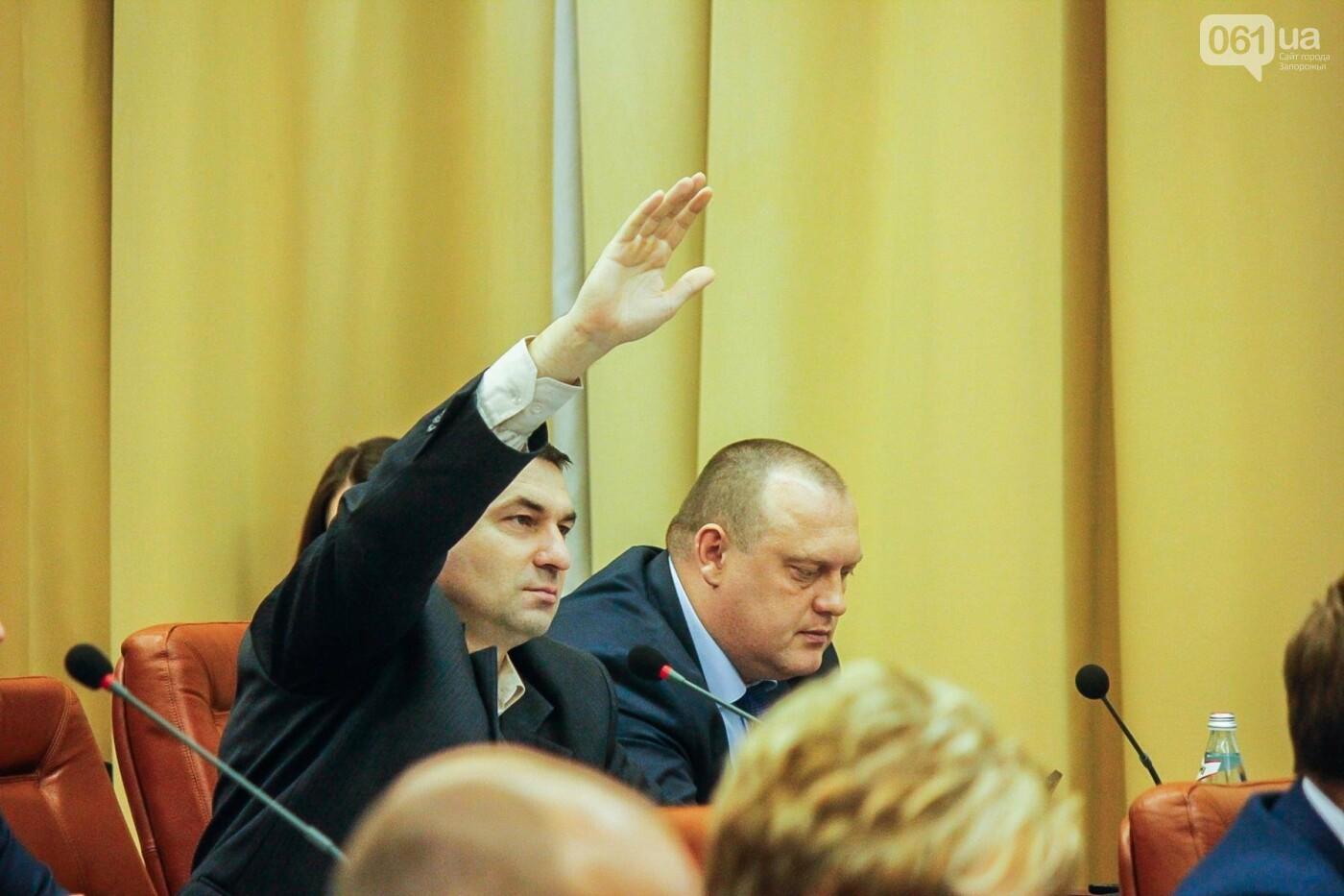 Сессия запорожского горсовета в лицах, - ФОТОРЕПОРТАЖ, фото-8