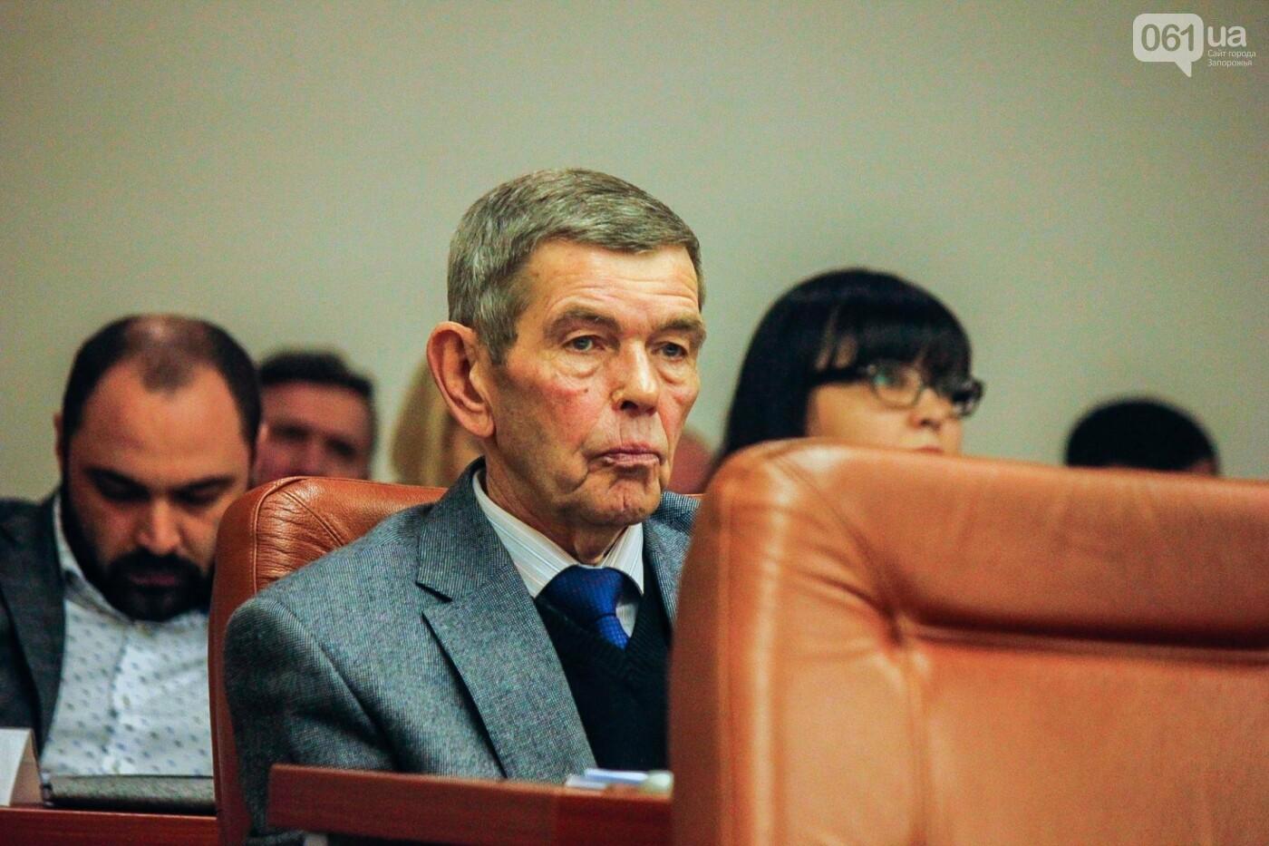 Сессия запорожского горсовета в лицах, - ФОТОРЕПОРТАЖ, фото-34
