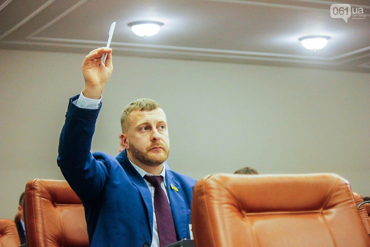 Сессия запорожского горсовета в лицах, - ФОТОРЕПОРТАЖ, фото-14