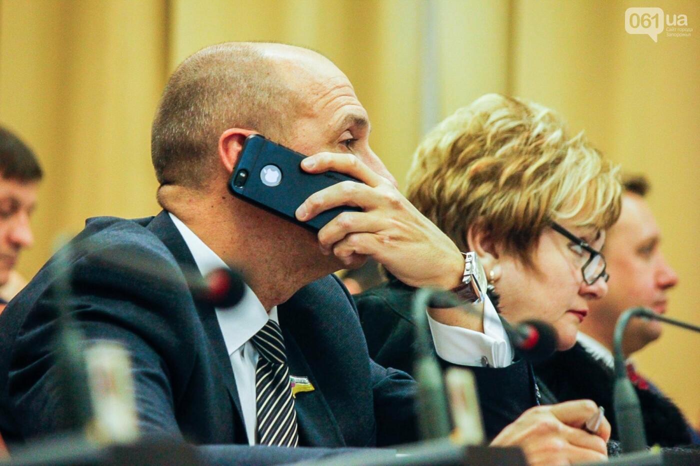 Сессия запорожского горсовета в лицах, - ФОТОРЕПОРТАЖ, фото-29