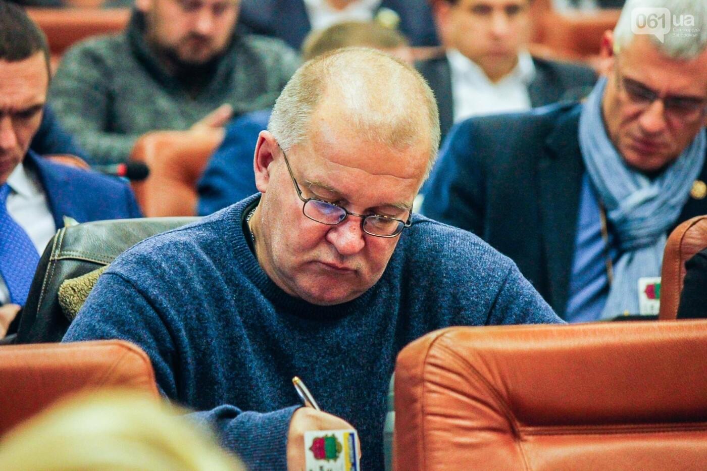 Сессия запорожского горсовета в лицах, - ФОТОРЕПОРТАЖ, фото-71