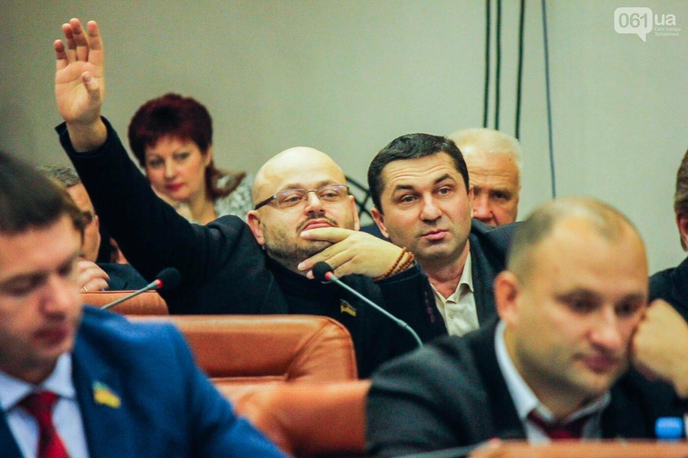 Сессия запорожского горсовета в лицах, - ФОТОРЕПОРТАЖ, фото-28