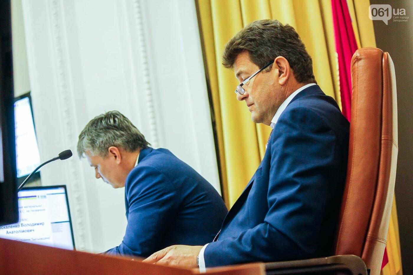Сессия запорожского горсовета в лицах, - ФОТОРЕПОРТАЖ, фото-11