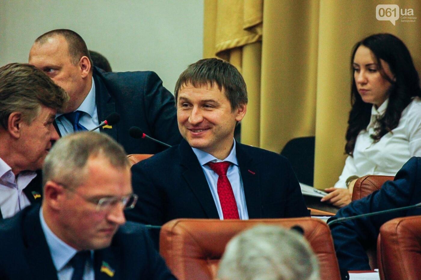 Сессия запорожского горсовета в лицах, - ФОТОРЕПОРТАЖ, фото-24