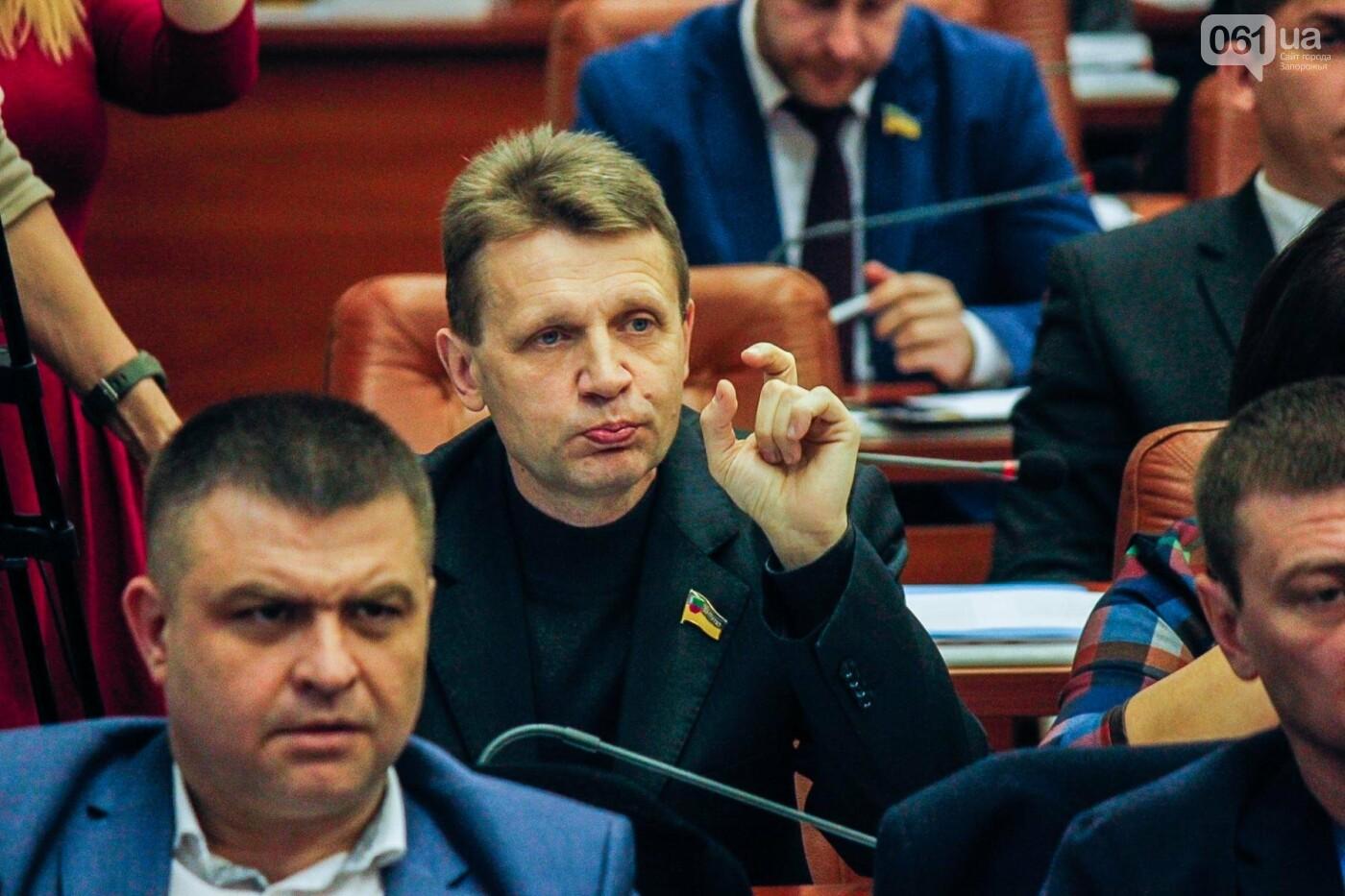 Сессия запорожского горсовета в лицах, - ФОТОРЕПОРТАЖ, фото-53