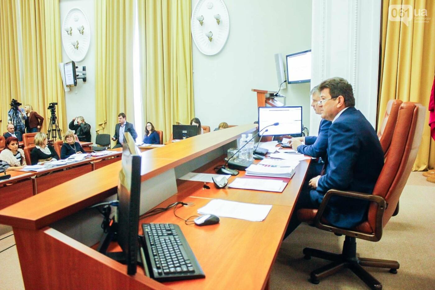 Сессия запорожского горсовета в лицах, - ФОТОРЕПОРТАЖ, фото-18
