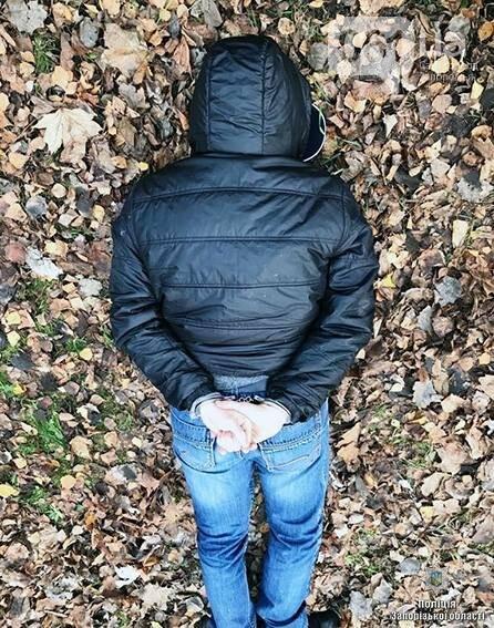 В Запорожье полицейские поймали одесситов и дончанина, ограбивших квартиру, - ФОТО, ВИДЕО, фото-1