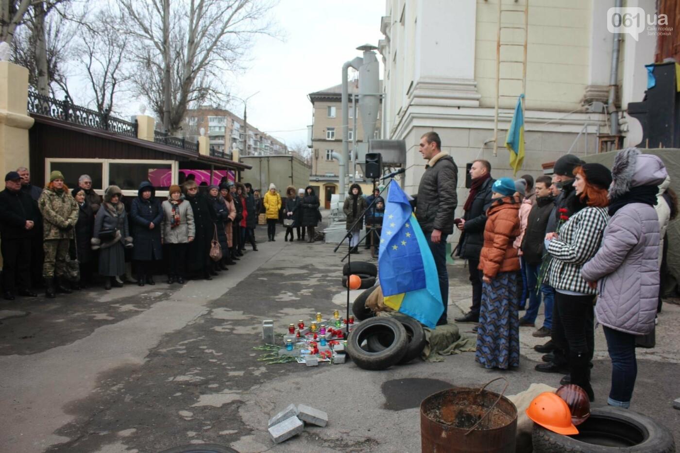 В Запорожье актеры на улице читали стихи о Майдане, - ФОТОРЕПОРТАЖ, фото-13