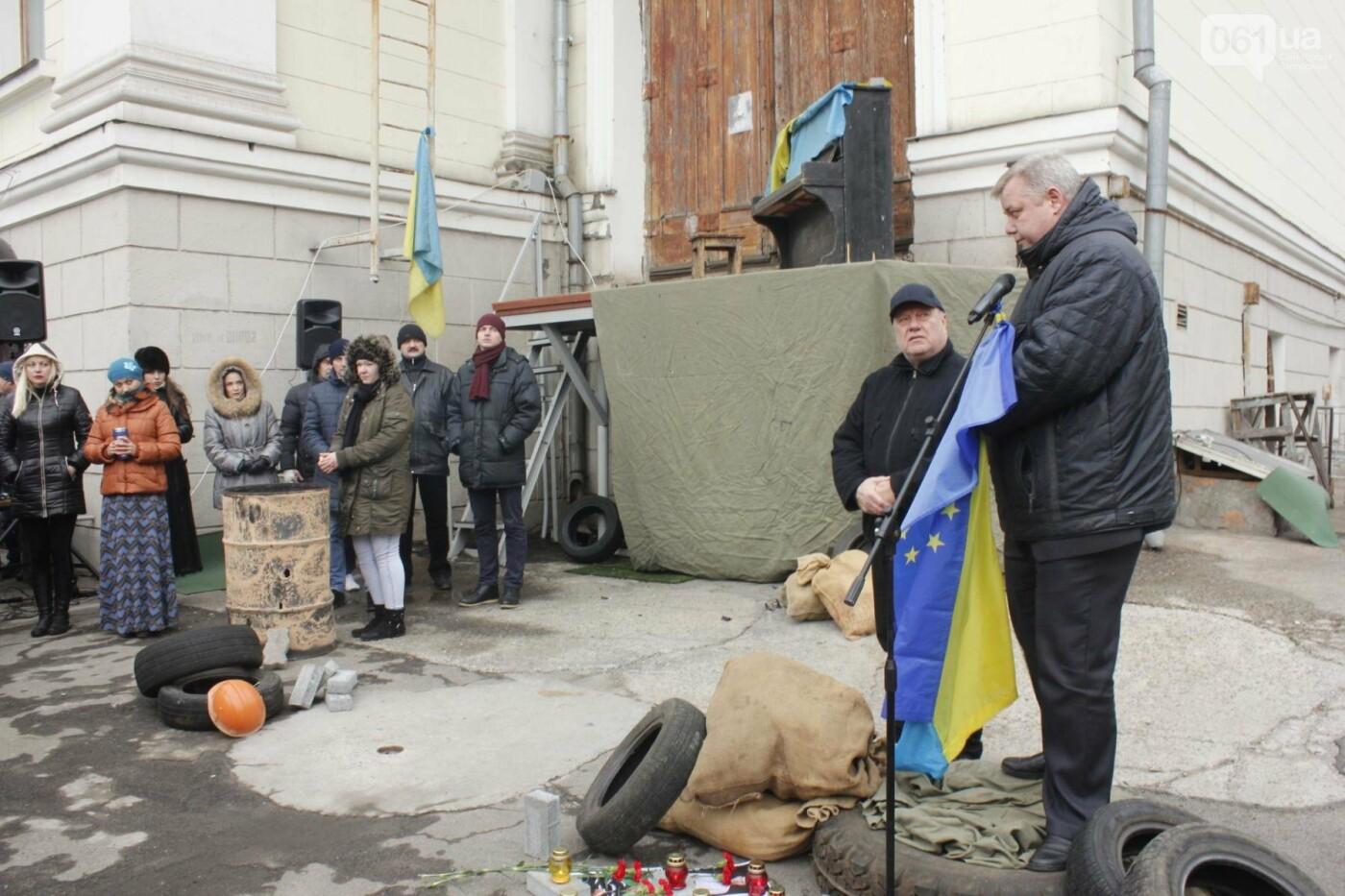 В Запорожье актеры на улице читали стихи о Майдане, - ФОТОРЕПОРТАЖ, фото-12
