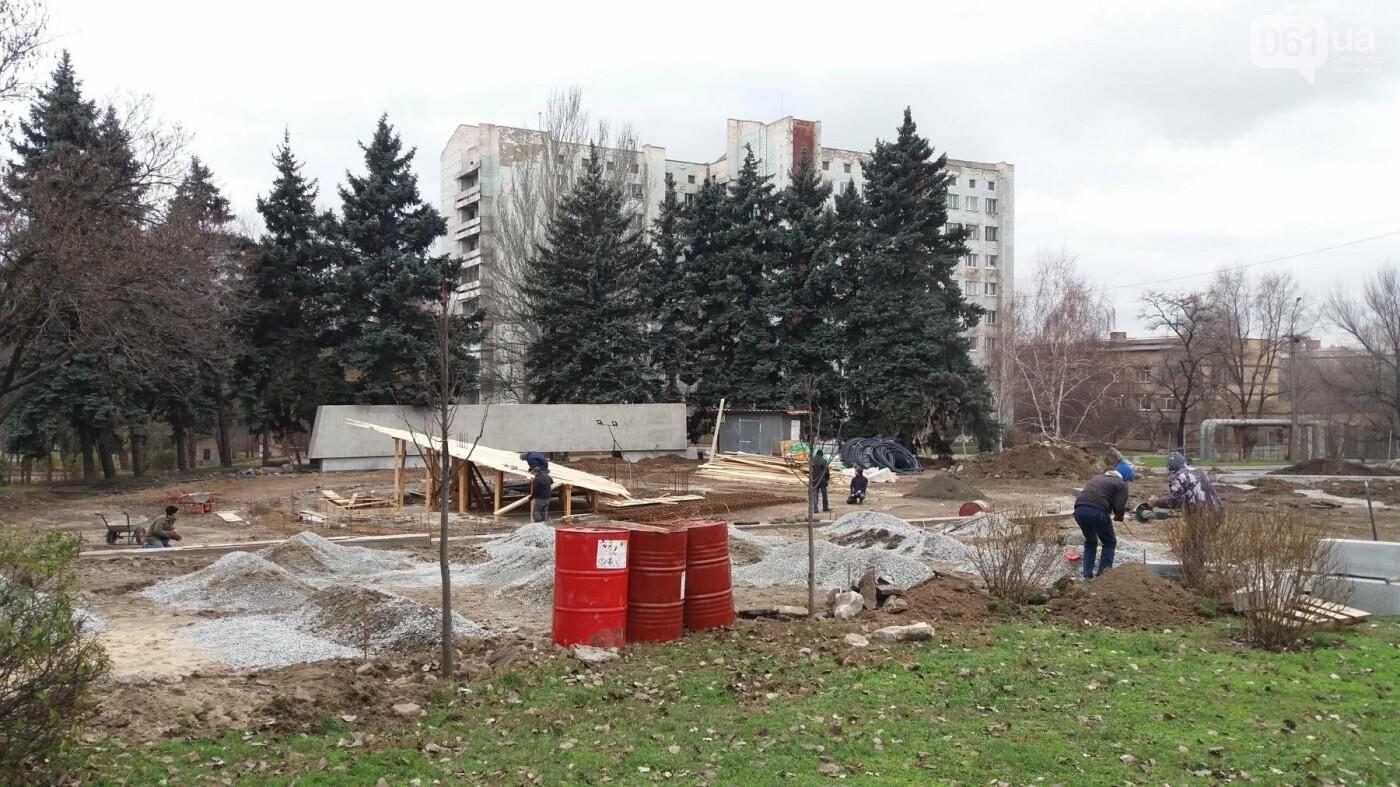 В Запорожье строят памятник ликвидаторам аварии на ЧАЭС: что уже успели сделать, — ФОТОРЕПОРТАЖ, фото-1