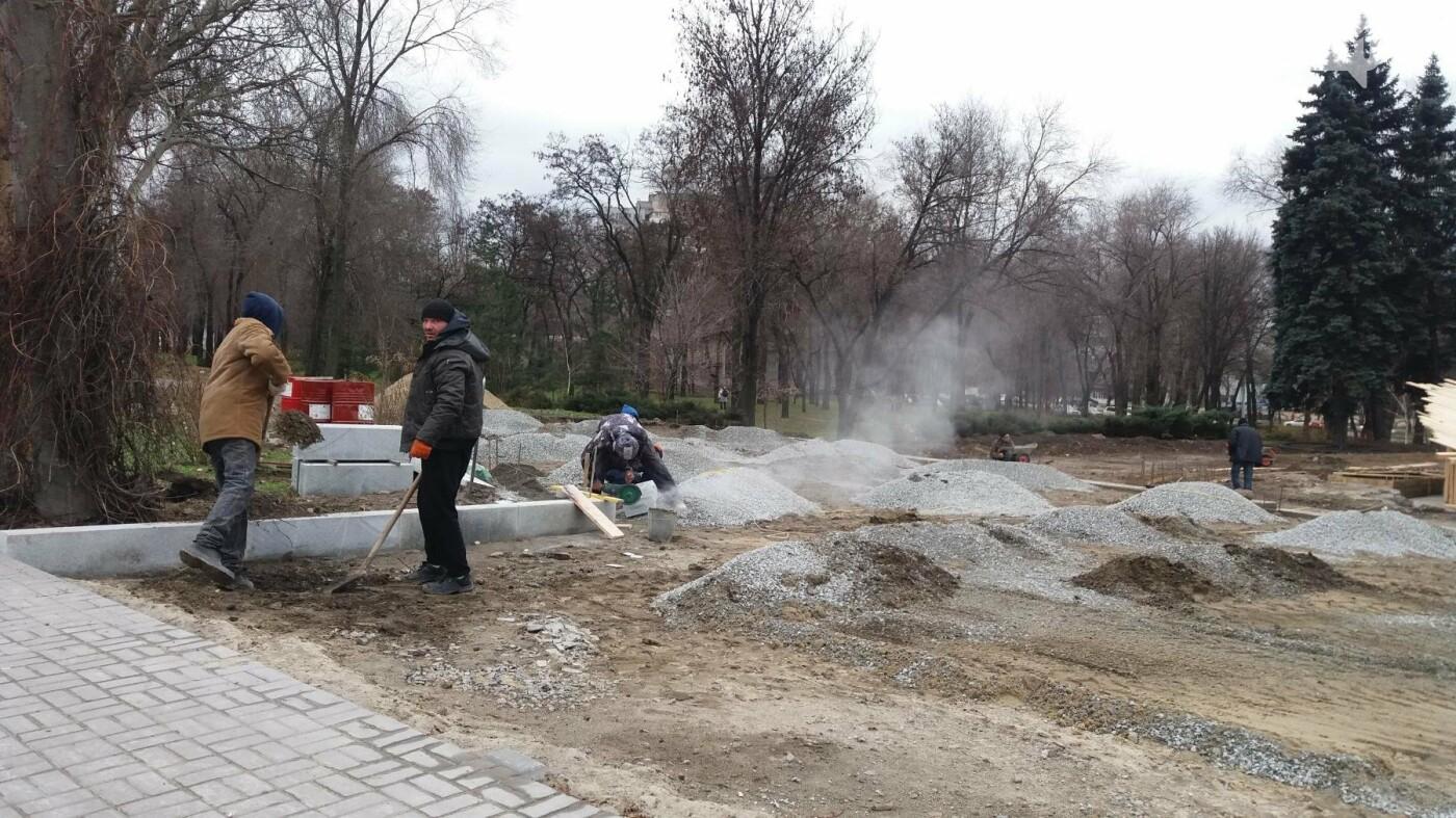 В Запорожье строят памятник ликвидаторам аварии на ЧАЭС: что уже успели сделать, — ФОТОРЕПОРТАЖ, фото-4