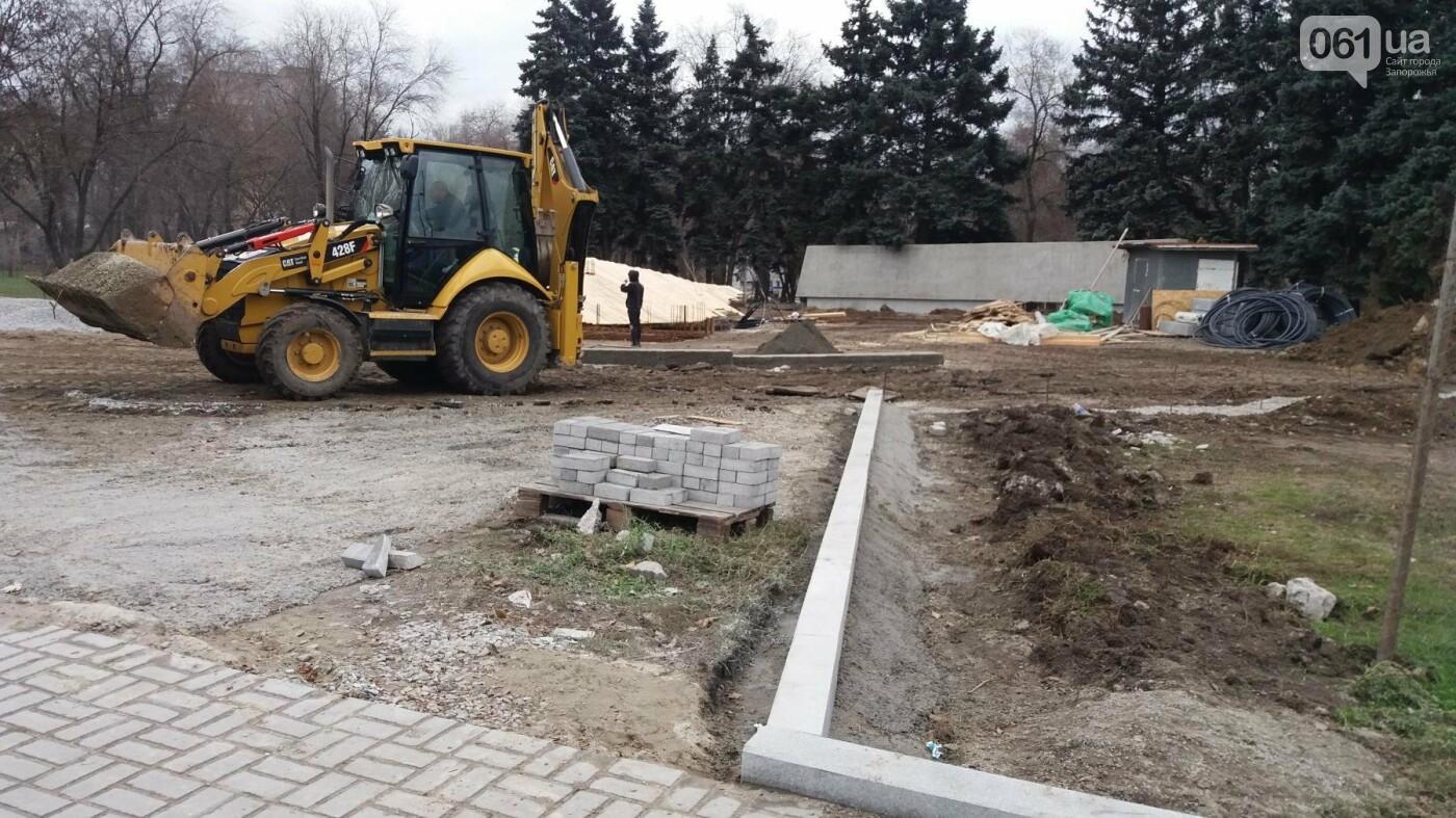 В Запорожье строят памятник ликвидаторам аварии на ЧАЭС: что уже успели сделать, — ФОТОРЕПОРТАЖ, фото-2