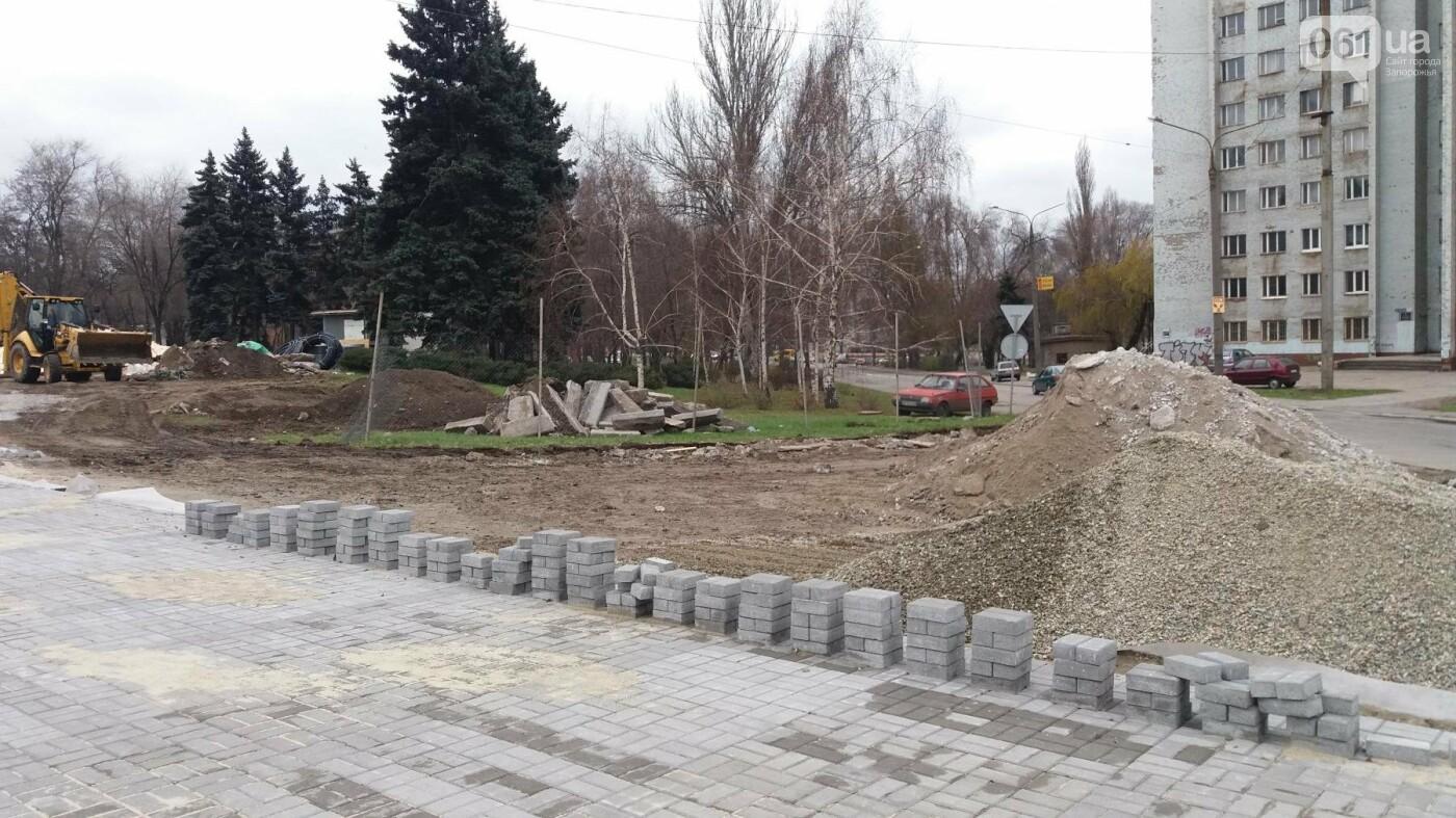 В Запорожье строят памятник ликвидаторам аварии на ЧАЭС: что уже успели сделать, — ФОТОРЕПОРТАЖ, фото-3