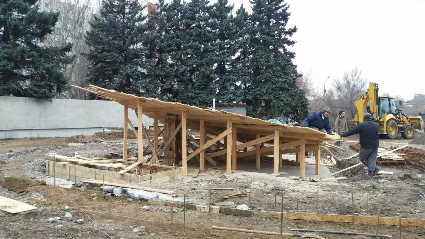 В Запорожье строят памятник ликвидаторам аварии на ЧАЭС: что уже успели сделать, — ФОТОРЕПОРТАЖ, фото-10