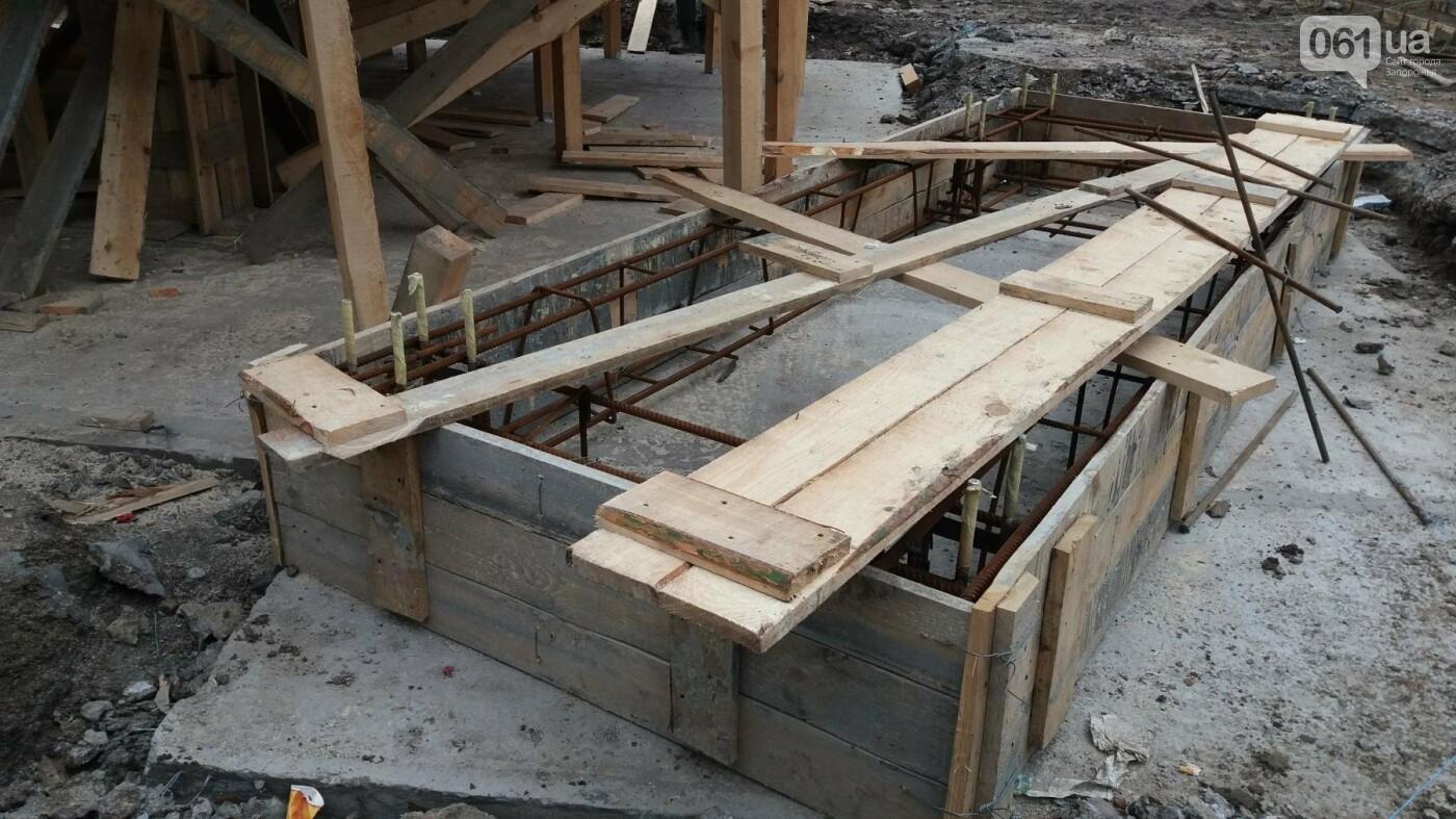 В Запорожье строят памятник ликвидаторам аварии на ЧАЭС: что уже успели сделать, — ФОТОРЕПОРТАЖ, фото-13