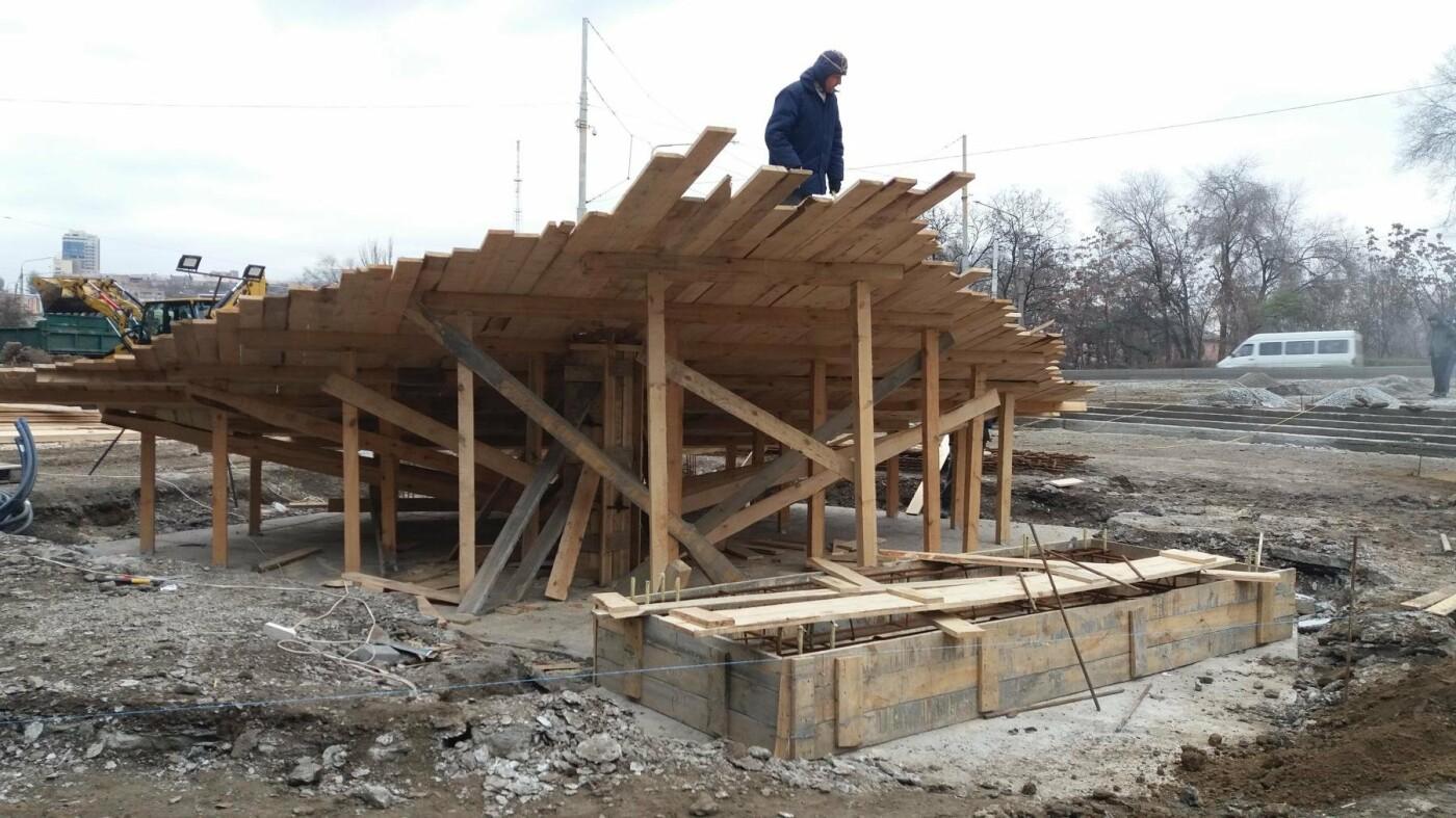 В Запорожье строят памятник ликвидаторам аварии на ЧАЭС: что уже успели сделать, — ФОТОРЕПОРТАЖ, фото-11
