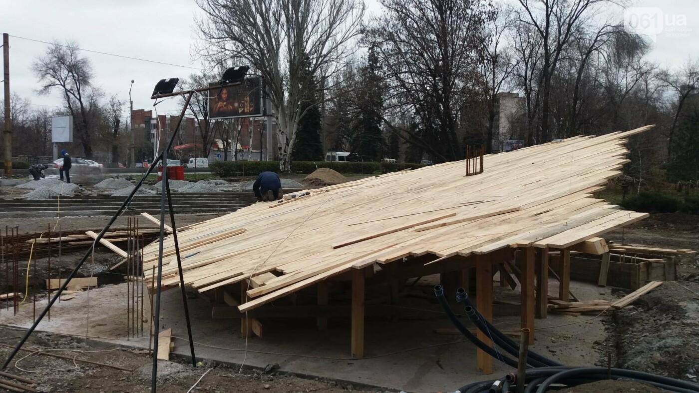 В Запорожье строят памятник ликвидаторам аварии на ЧАЭС: что уже успели сделать, — ФОТОРЕПОРТАЖ, фото-12