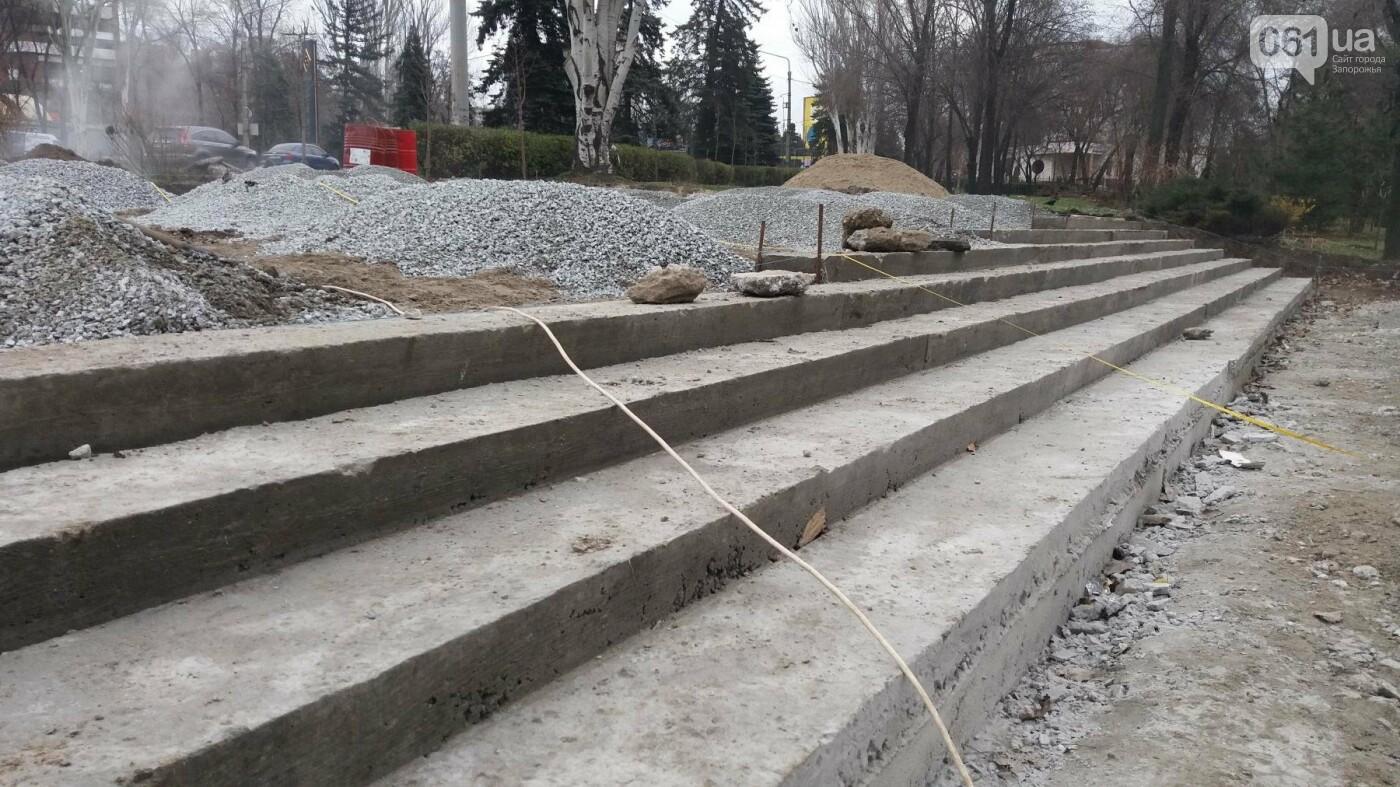 В Запорожье строят памятник ликвидаторам аварии на ЧАЭС: что уже успели сделать, — ФОТОРЕПОРТАЖ, фото-16