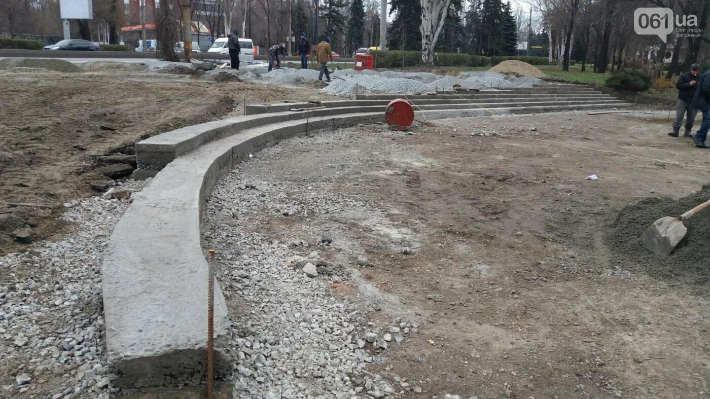 В Запорожье строят памятник ликвидаторам аварии на ЧАЭС: что уже успели сделать, — ФОТОРЕПОРТАЖ, фото-17