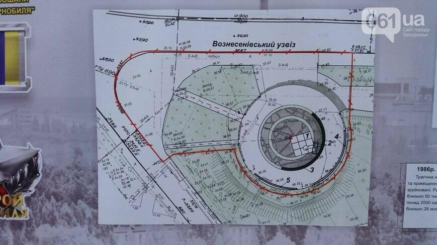 В Запорожье строят памятник ликвидаторам аварии на ЧАЭС: что уже успели сделать, — ФОТОРЕПОРТАЖ, фото-7