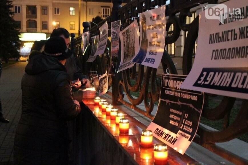 В Запорожье мэр и губернатор опять не пришли почтить память жертв Голодомора, - ФОТОФАКТ , фото-2