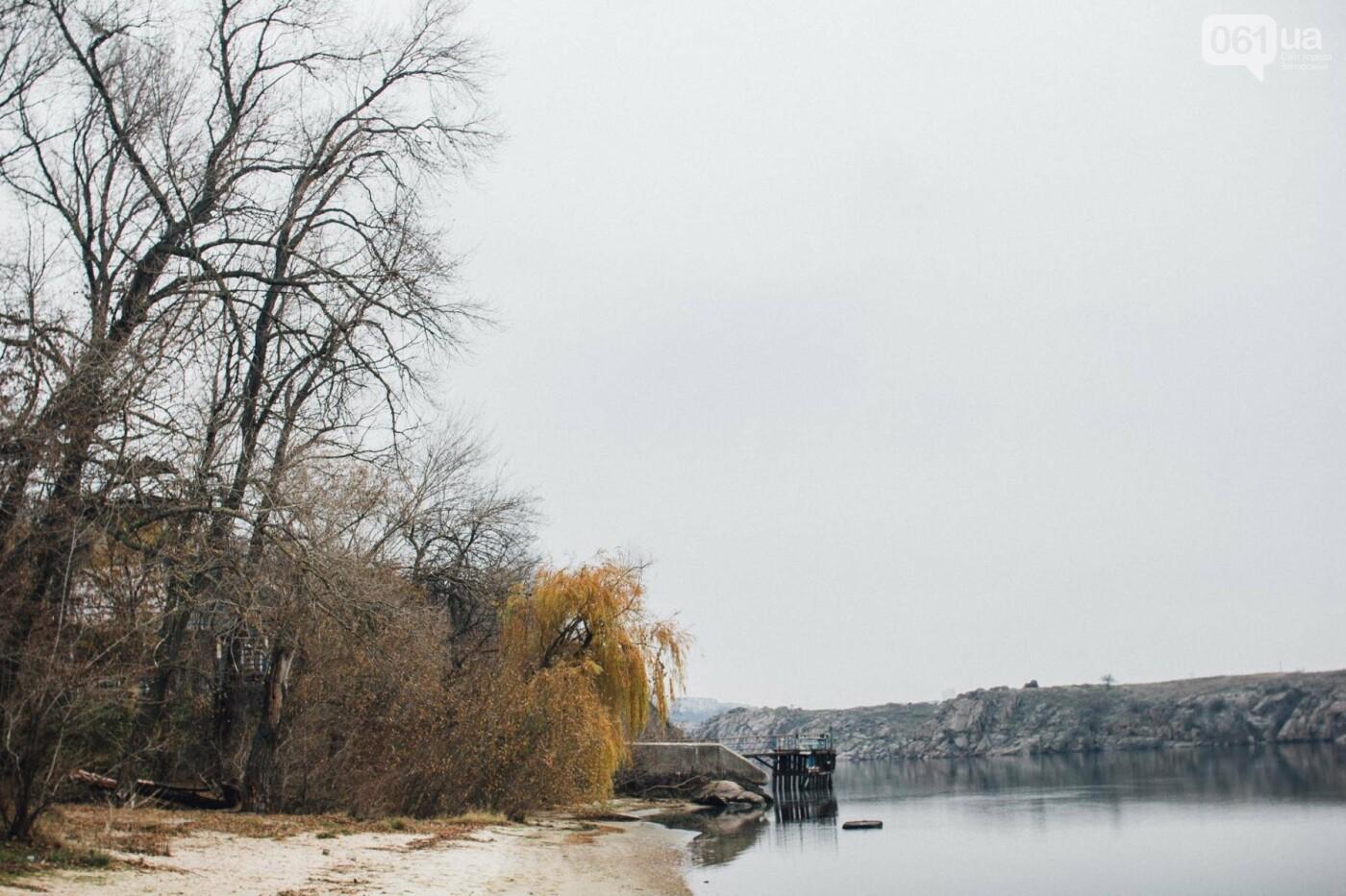 Четыре дня до зимы: как выглядит Хортица поздней осенью, - ФОТОРЕПОРТАЖ, фото-14