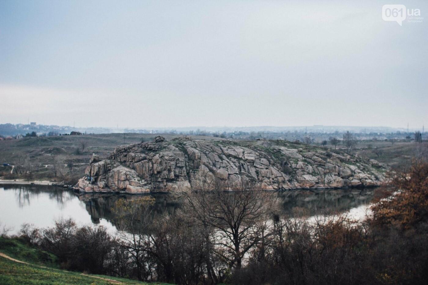 Четыре дня до зимы: как выглядит Хортица поздней осенью, - ФОТОРЕПОРТАЖ, фото-12