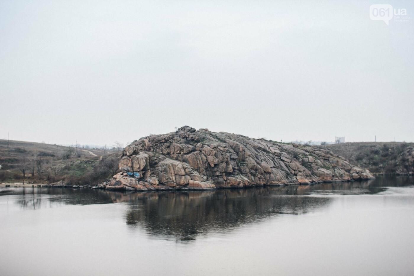 Четыре дня до зимы: как выглядит Хортица поздней осенью, - ФОТОРЕПОРТАЖ, фото-6