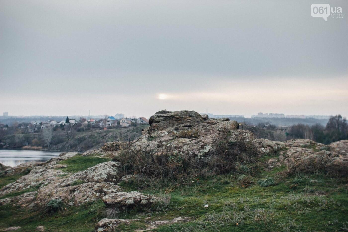 Четыре дня до зимы: как выглядит Хортица поздней осенью, - ФОТОРЕПОРТАЖ, фото-13