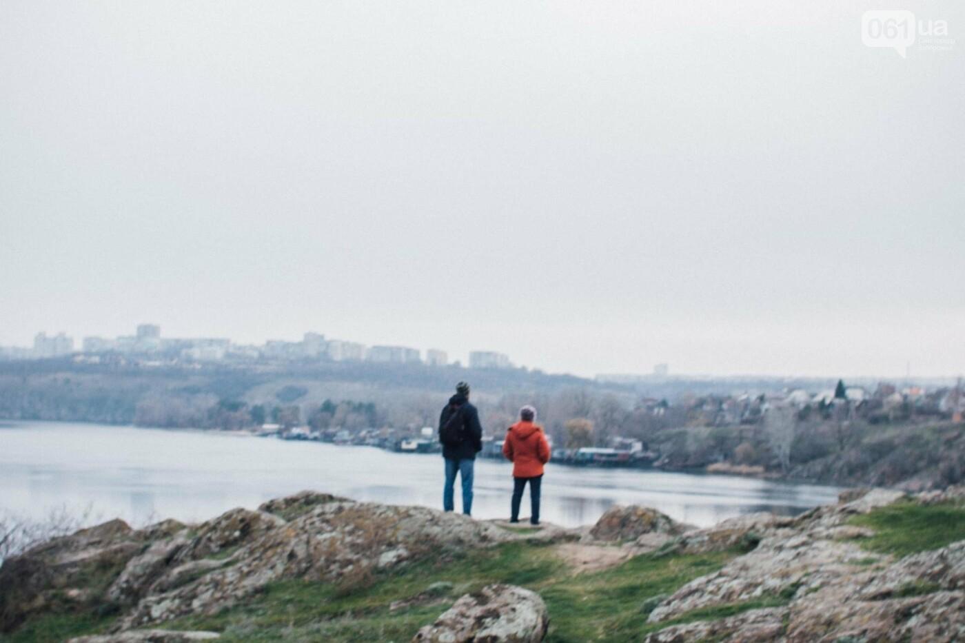 Четыре дня до зимы: как выглядит Хортица поздней осенью, - ФОТОРЕПОРТАЖ, фото-3
