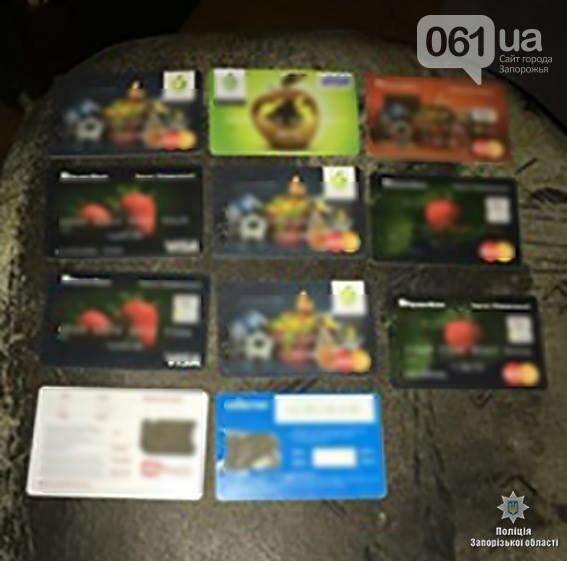 В Запорожье задержали интернет-мошенника с 19-ю банковскими картами, - ФОТО, фото-2