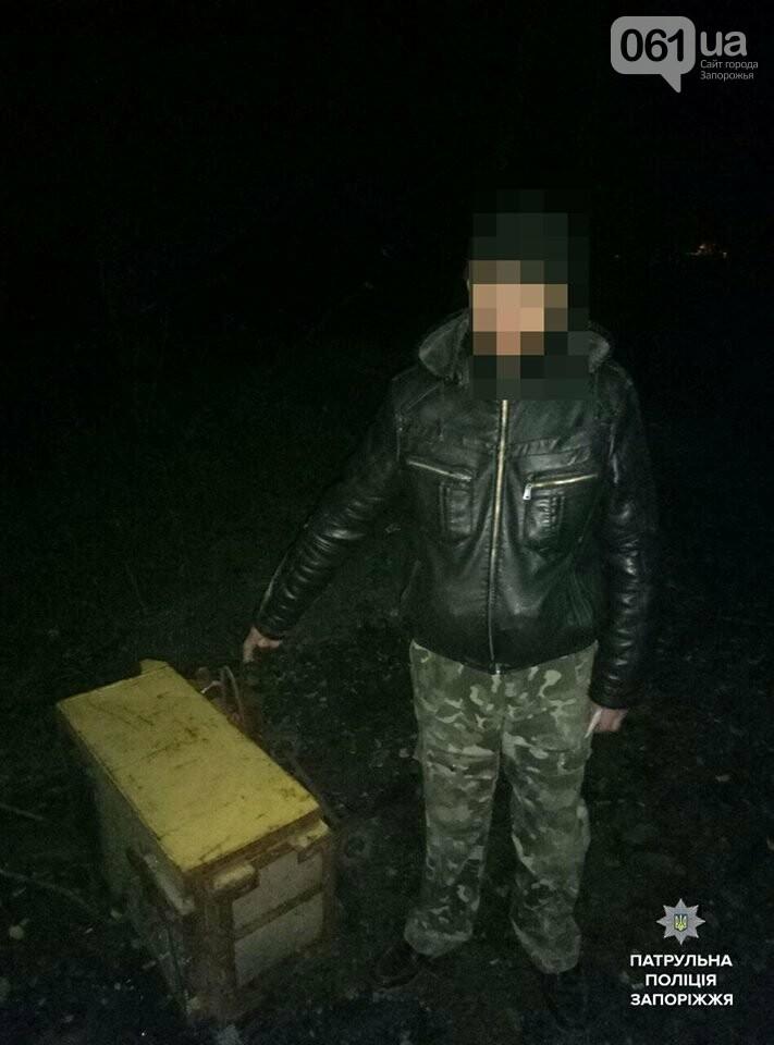Запорожец украл у бывшего начальника отопительный котел, - ФОТО, фото-2