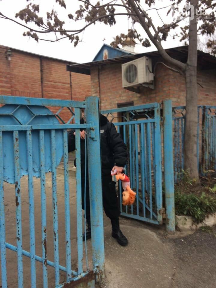 Возле запорожского храма побили АТОшника, который принес игрушку, - ФОТОФАКТ, фото-6