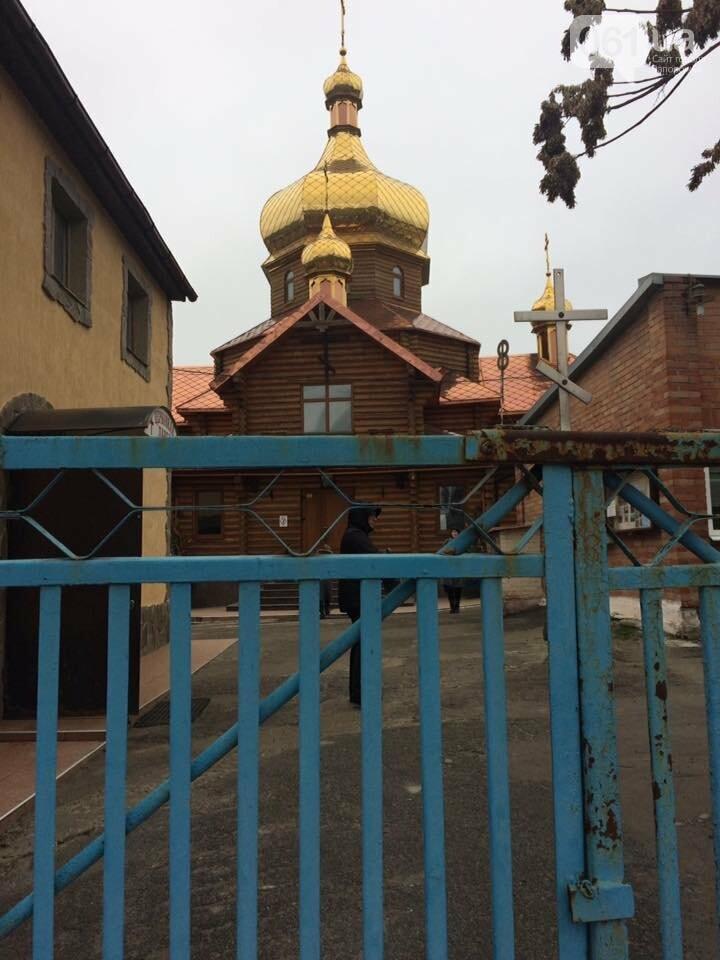 Возле запорожского храма побили АТОшника, который принес игрушку, - ФОТОФАКТ, фото-5