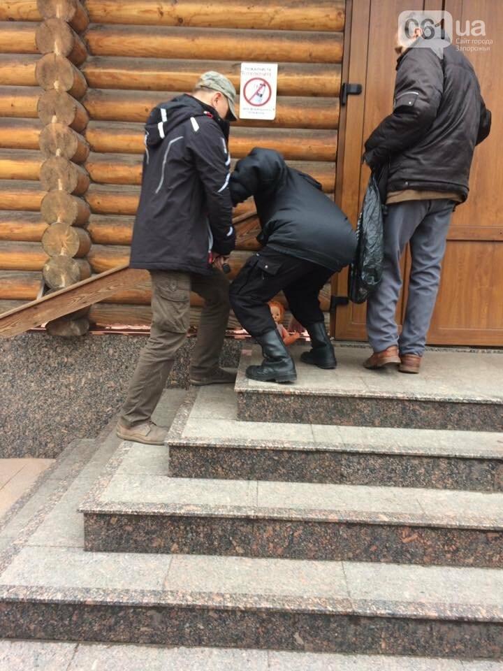 Возле запорожского храма побили АТОшника, который принес игрушку, - ФОТОФАКТ, фото-9