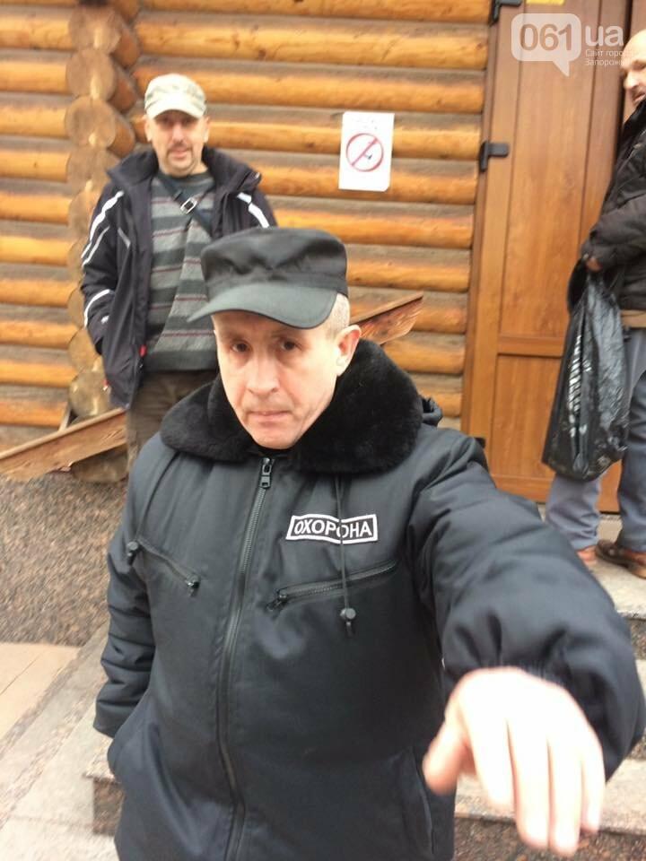 Возле запорожского храма побили АТОшника, который принес игрушку, - ФОТОФАКТ, фото-7
