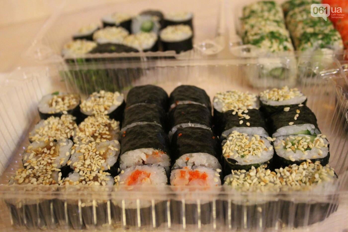 Тест-драйв доставки суши в Запорожье: 24rolls , фото-15