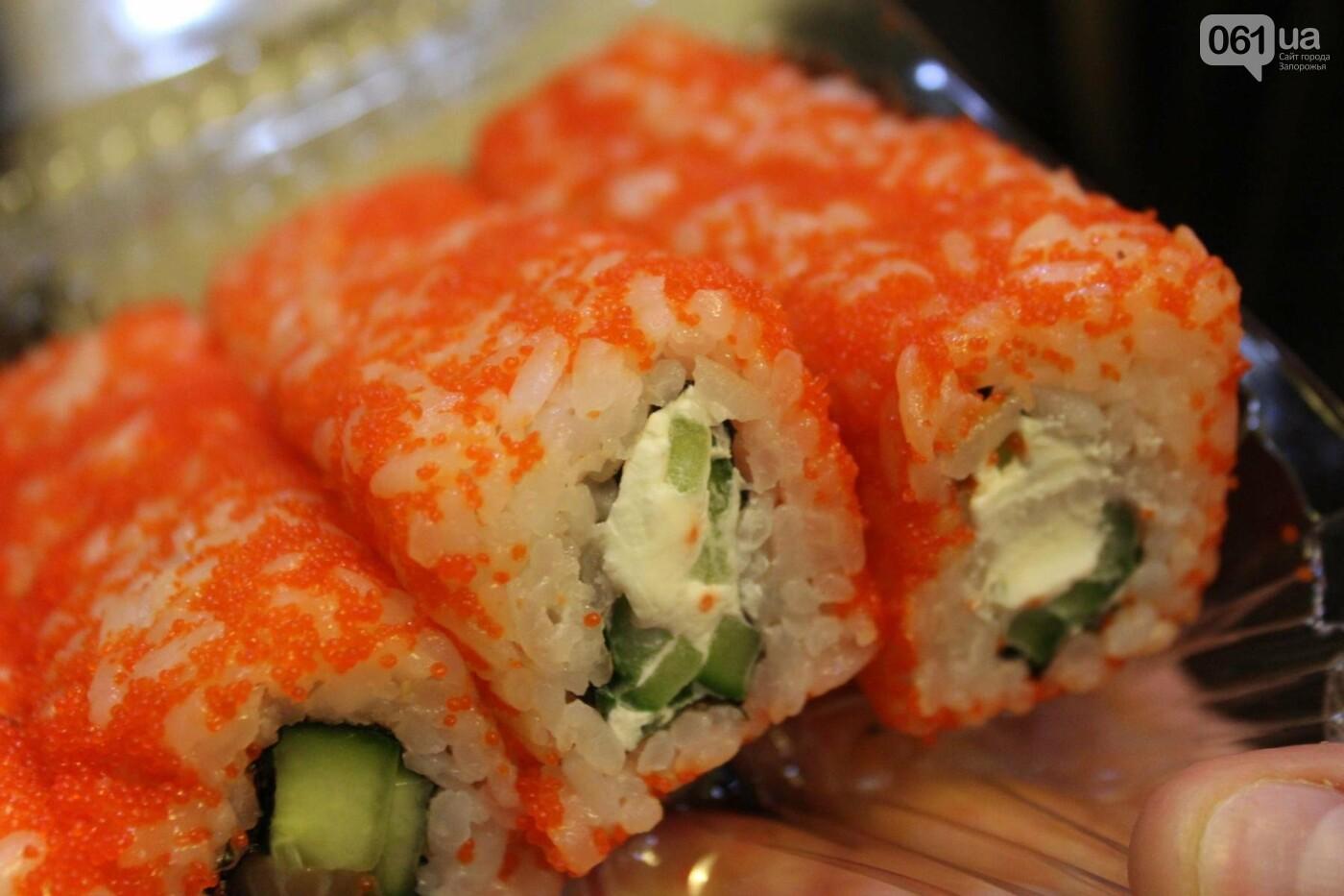 Тест-драйв доставки суши в Запорожье: 24rolls , фото-14