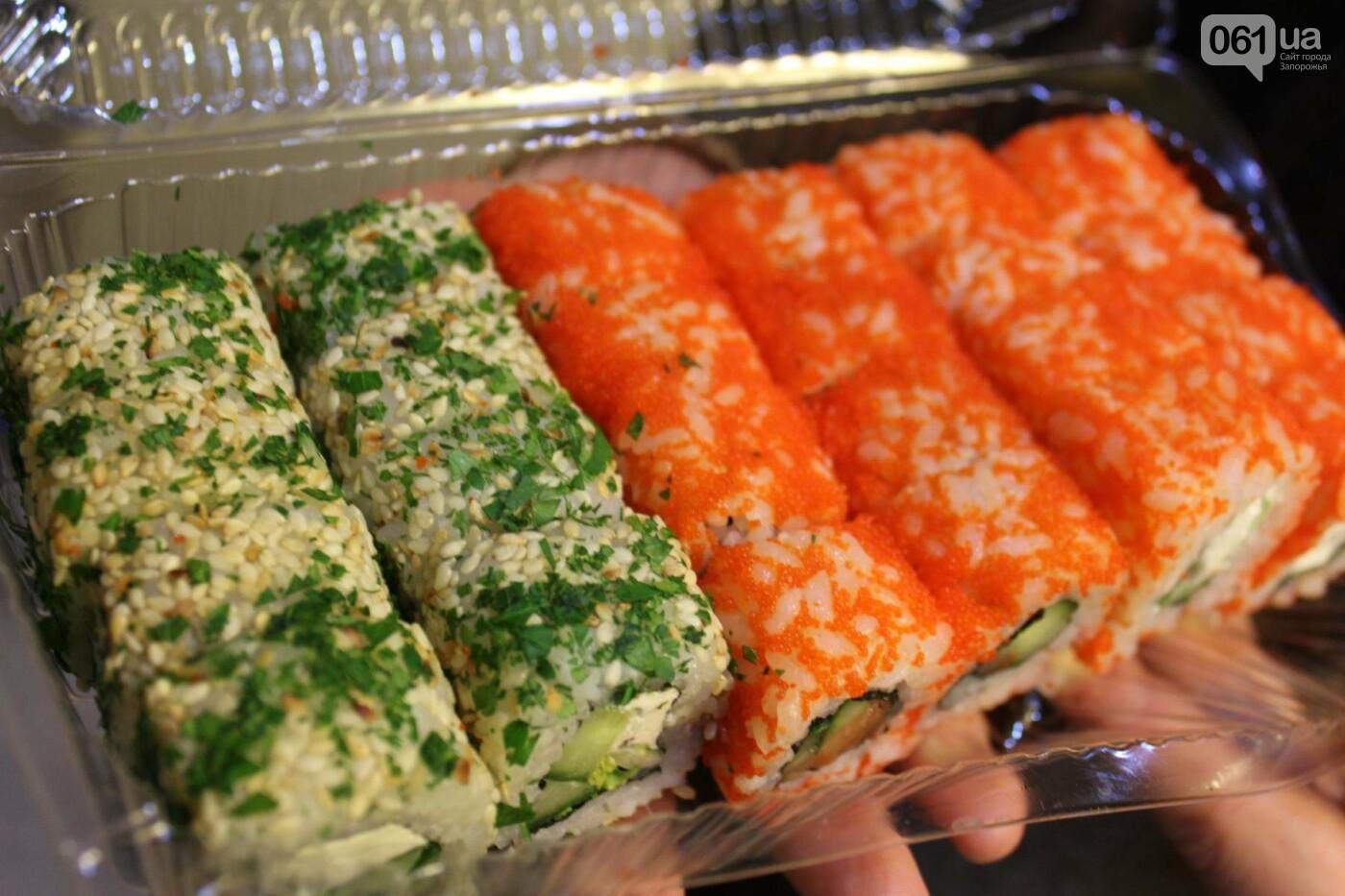 Тест-драйв доставки суши в Запорожье: 24rolls , фото-13