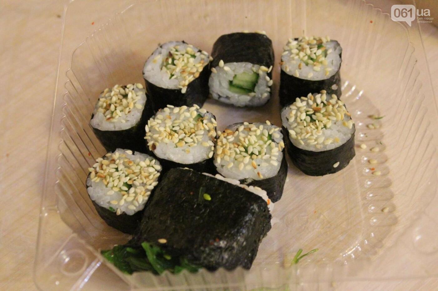 Тест-драйв доставки суши в Запорожье: 24rolls , фото-17